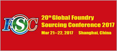 20th Global Foundry Sourcing Conference 2017