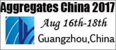 Aggregates China 2017