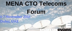 MENA CTO Telecoms Forum
