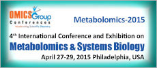 Metabolomics & System Biology