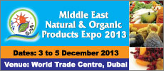 Middle East Natural & Organic Products Expo