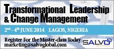 Transformational Leadership and Change Management