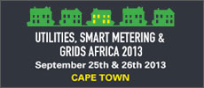 The Utilities, Smart Metering & Grids Africa Summit 2013