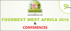 FOODBEXT WEST AFRICA 2016