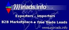 Miriads.info - Export Import B2B Marketplace