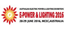 E-power & Lighting 2016