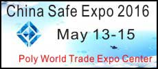 China Safe Expo 2016