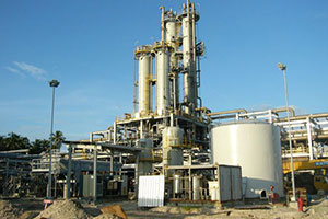 Mega gas plant in Tanzania to be constructed