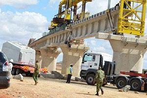 Kenyans to run standard gauge railway once complete