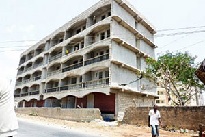 Construction of low cost houses booms in Kenyan city of Mombasa