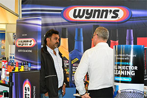 AFRICA'S MOST DYNAMIC AUTOMOTIVE & SPAREPARTS EXHIBITIONS