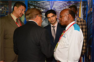 AFRICA'S MOST DYNAMIC BUILDING & CONSTRUCTION EXHIBITIONS