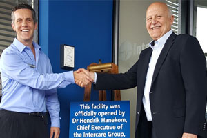 Intercare opens urgent care facility