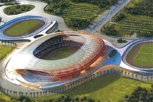 Largest sports complex in Cameroon set to be constructed