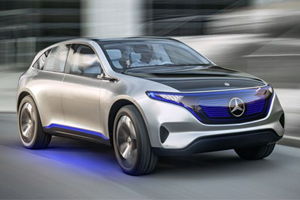 Mercedes-Benz introduces all-new electric mobility brand