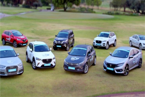 South African Car of the Year 2017 finalists revealed