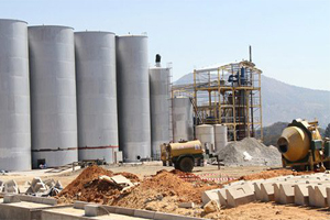 South African firm completes construction of cooking oil plant in Zimbabwe