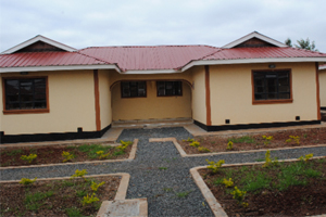 Plan to construct 5,000 houses for Kenyan warders underway