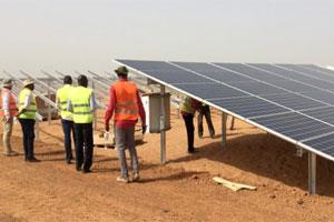 Senegal begins work on Major solar project in Sub-Saharan Africa