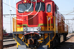 Transnet and GE Transportation Working Together to Digitize Africa's Supply Chain
