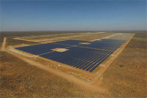 South Africa commissions 86MW photovoltaic solar plant