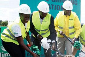 Construction of US$ 40m cement plant in Tororo, Uganda starts
