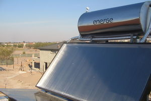 Kenya- The Installation Of Solar Water Heating The Best Long Term Solution