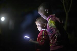 Lighting Up Kenya And Uganda