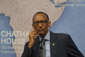 Paul Kagame- Corruption is not African