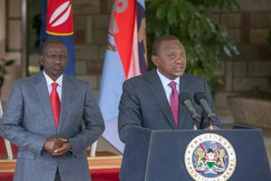 President Kenyatta Reveals Plans to Increase Agriculture