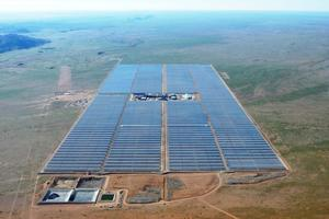 South African Solar Plant strategically Placed