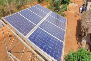 Global Firms Bring Solar and Water Tech to Tanzania