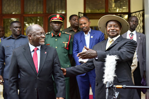 Tanzania and Uganda Trade Talks