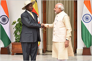 Uganda gets Credit to Boost Power, Energy & Agriculture from India