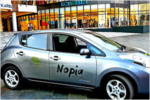 Nopia Ride: EkoRent launches Electric Rides in Nairobi