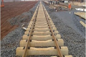 Construction of Tanzanian railway line completes 42 percent