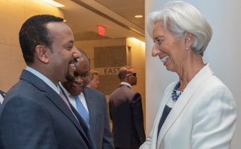 USD 2.9 billion financings for Ethiopia's Homegrown economic reforms by IMF